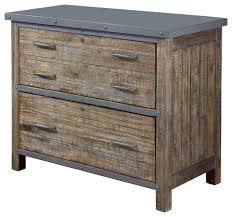 2 Drawer Filing Cabinet With Lock Artisan Revival 42