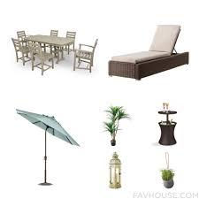 Patio Furniture Home Goods by Threshold Patio Umbrella Simple Home Goods With Patio Furniture