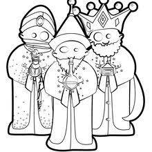 dibujos navideñas para colorear dibujos para colorear de los reyes magos 35 dibujos de los 3 reyes