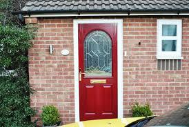 Front Door Red by Front Doors Print Red Composite Front Door 78 Red Upvc Front