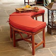 patio bench cushions great price curved fire pit bench improvements