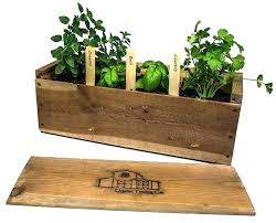 herb garden planter window herb planter deck herb garden planter garden box plant pots