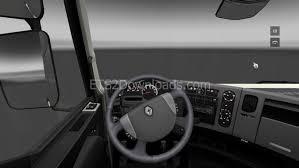 renault truck interior interiors ets2 mods euro truck simulator 2 downloads