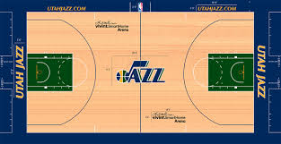 Home Floor Designs Power Ranking All 30 Nba Floor Designs Si Com