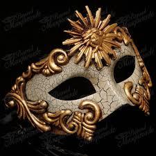 mens venetian mask mens sun god warrior venetian masquerade mask with