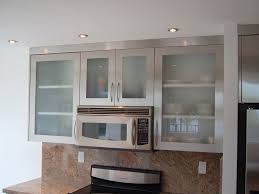 Metal Kitchen Cabinet Doors Steel Kitchen Cabinet Doors With Stainless Steel Kitchen Cabinets