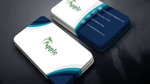 How To Design Your Business Card How To Design A Professional Business Card In Photoshop Youtube