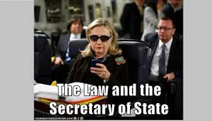 Hillary Clinton Sunglasses Meme - the hillary clinton email scandal did she break the law crimefeed