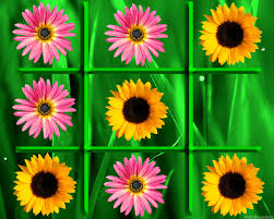 garden games tic tac toe by kensaunders on deviantart