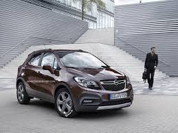 opel mokka interior 2017 2016 opel vauxhall mokka facelift rendered might look a lot like