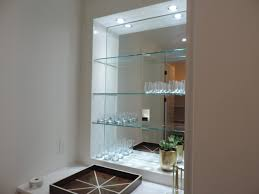 Glass Bathroom Shelving Unit by Glass Shelving Unit For Saving The Cost Med Art Home Design Posters