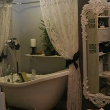 bath clawfoot tub shower curtain solutions inspirations trends