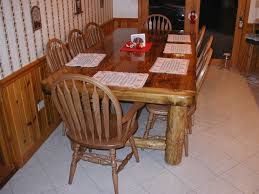 rustic kitchen table in order to get such a stunning yet perfect