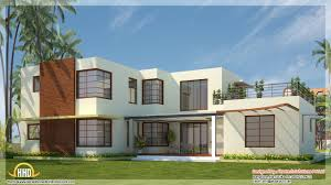 modern home designs best 13 bedroom modern flat roof house kerala
