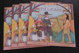the pilgrims book the story of the pilgrims new katharine ross scholastic 4 book set