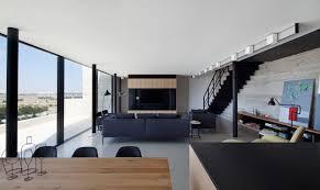 y duplex penthouse by pitsou kedem architects caandesign
