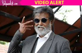 Going Crazy Rajinikanth Just Took A Video Selfie And We U0027re Going Crazy Over It