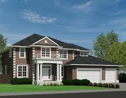 Home Plan by Home Plans Robinson Plans