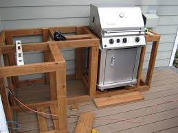 How To Build An Kitchen Island How To Build Outdoor Kitchen Cabinets