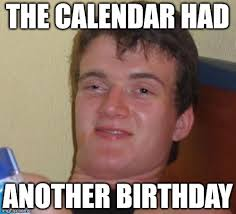 Meme Calendar 2016 - happy 2016 year imgflip