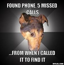 Dog Phone Meme - phone meme