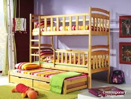 Double Decker Bed by Deck Bed Design