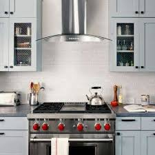 wall mount range hoods range hoods the home depot