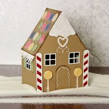diy christmas ornaments gingerbread houses pazzles craft room