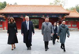 xi peng host family for tea in palace museum 1 chinadaily