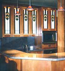 Stained Glass Kitchen Cabinet Doors by Stained Glass Cabinets For Your Kitchen
