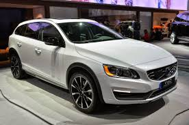 volvo station wagon 2015 volvo s60 cross country adventurous style sedans motor new
