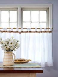 Cafe Curtains For Living Room Our Favorite Window Treatments Midwest Living
