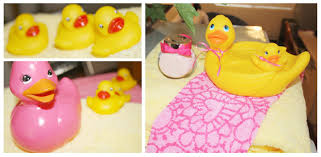 Rubber Ducky Baby Shower Decorations Bayberry Creek Crafter Rubber Ducky Baby Shower