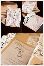 wedding invitations ideas diy wedding invitation idea amulette jewelry