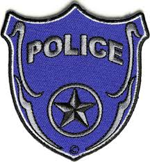 police shield patch police patches thecheapplace