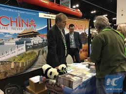 Colorado Travel Center images Biggest u s travel show attracts chinese tours for silk road jpg