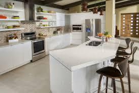 granite kitchen countertops white cabinets nice home design