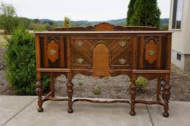 antique buffet sideboard server cabinets