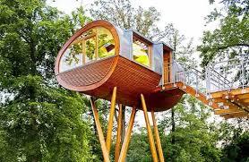 three house tree house styles design