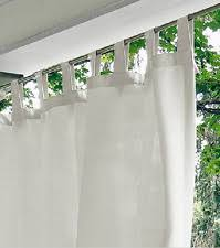 White Outdoor Curtain Panels Outdoor Curtains Ebay