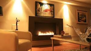 modern ventless ethanol fireplaces by the bio flame youtube