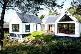 self build floor plans uk house designs white render home self build modern house designs