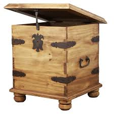 Pine End Tables Rustic Pine Collection End Table Trunk Lat106