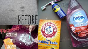 Best Stain Remover Clothes Get Grease Stains Out Of Clothing With Household Items Youtube