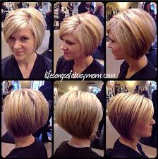 how to cut hair in a stacked bob life songs of a busy mom how i style my inverted or stacked bob
