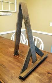 how to make a simple table top easel modern interior and decorating coma frique studio page 8