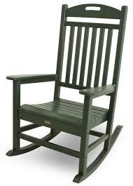 Polywood Furniture Dealers Yacht Club Rocking Chair