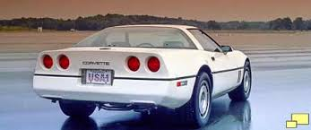 1984 corvette performance upgrades 1984 corvette c4 handling updates chassis engineering drawings