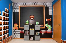 chambre mario mario bros themed room global