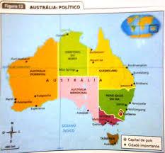 Conhecido Oceania : Austrália e Nova Zelândia | GEOGRAFIA Newton Almeida &KU96